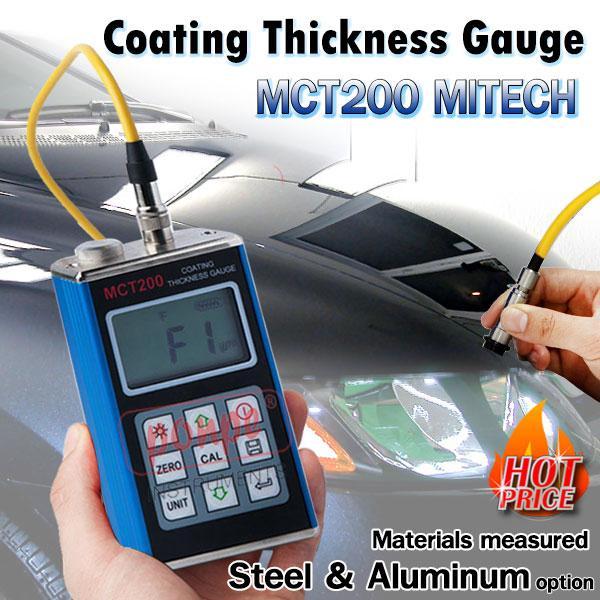 MCT200 / MITECH เครื่องวัดความหนา Coating Thickness Gauge