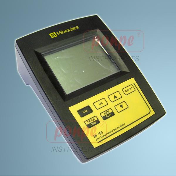 MI150 Milwaukee pH Meter pH Meter