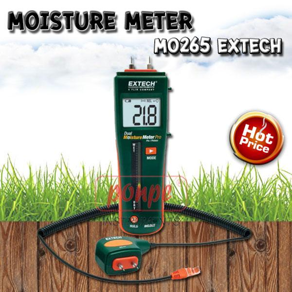MO265: Combination Pin/Pinless Moisture Meter