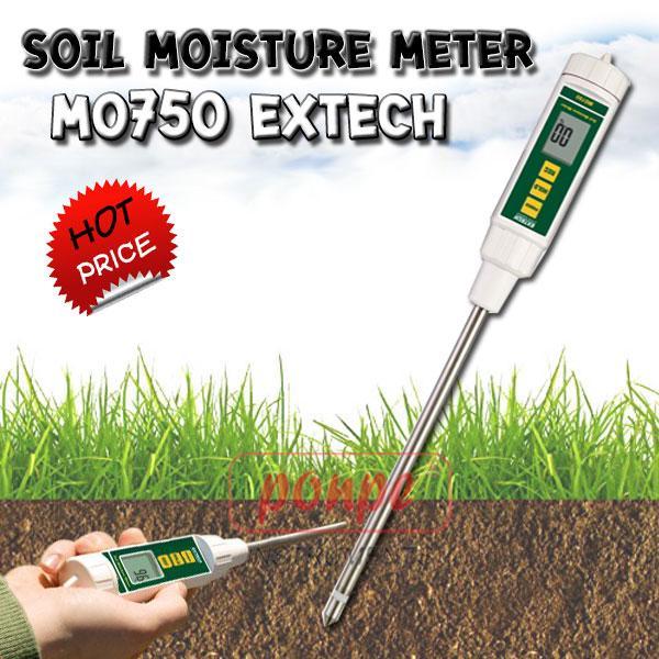 MO750 / EXTECH เครื่องวัดความชื้นดิน Soil Moisture Meter