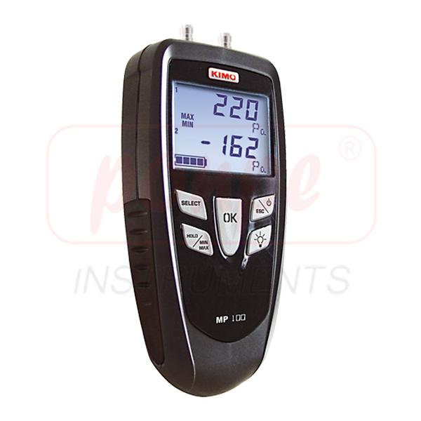 Anemometer Air velocity Meters MP120S