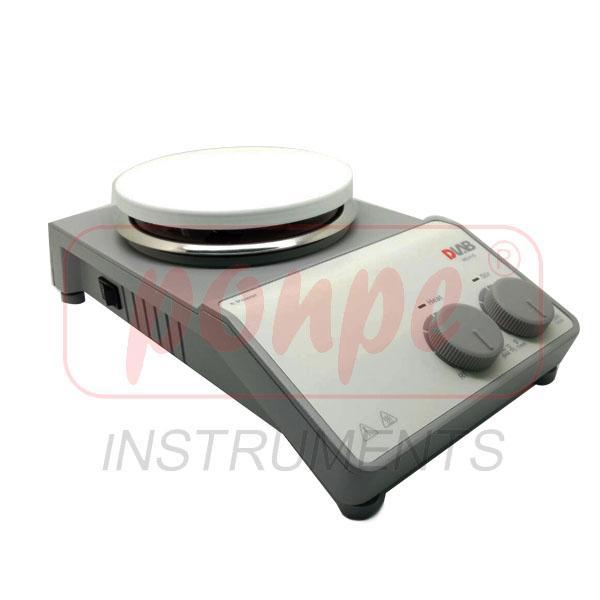 MS-H-S DRAGON LAB เครื่องกวนสาร ให้ความร้อน Magnetic Hotplate Stirrer