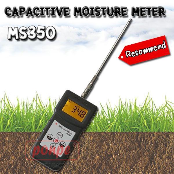 MS350 / JEDTO เครื่องวัดความชื้น Capacitive Moisture Meter