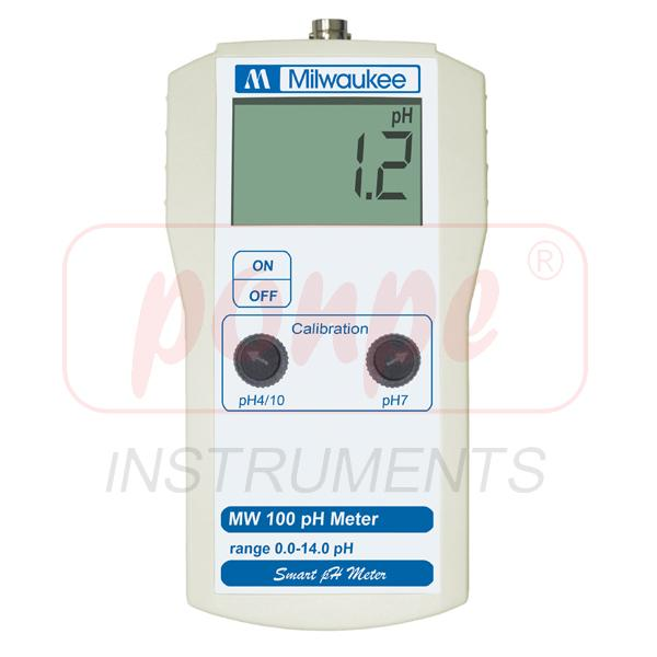 Milwaukee Milwaukee pH Meter Portable pH Meter