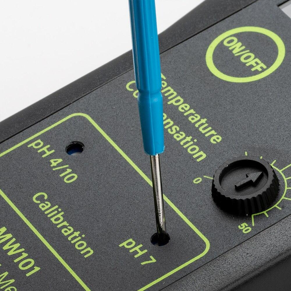 MW101-SOIL / Milwaukee เครื่องวัดค่า pH ในดิน Soil pH Meter Kit