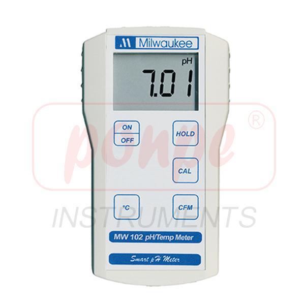 MW102 pH Meter
