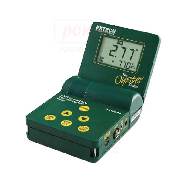 Oyster Series pH/mV/Temperature Meter Osyter-10