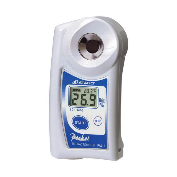 Brix Refractometer เครื่องวัดความหวาน PAL-1