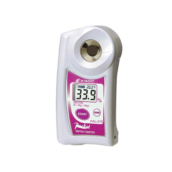 PAL-21S / Atago Digital Hand-Held 'Pocket' Dextrin Refractometer
