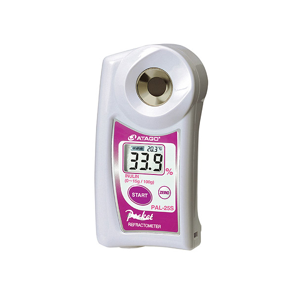 PAL-25S /  Atago Digital Hand-Held 'Pocket' Pharmaceutical Reagent Refractometer
