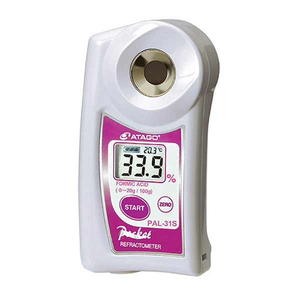 Acetic acid Refractometer PAL-30S