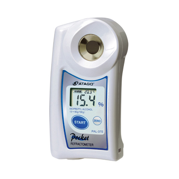 PAL-37S / Atago Digital Hand-Held Pocket Alcohol Liquid Refractometer