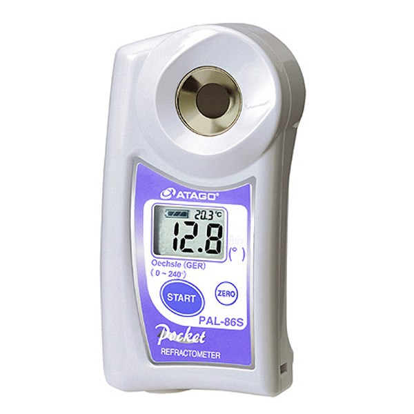PAL-86S / Atago Digital Hand-Held Pocket Wine Refractometer