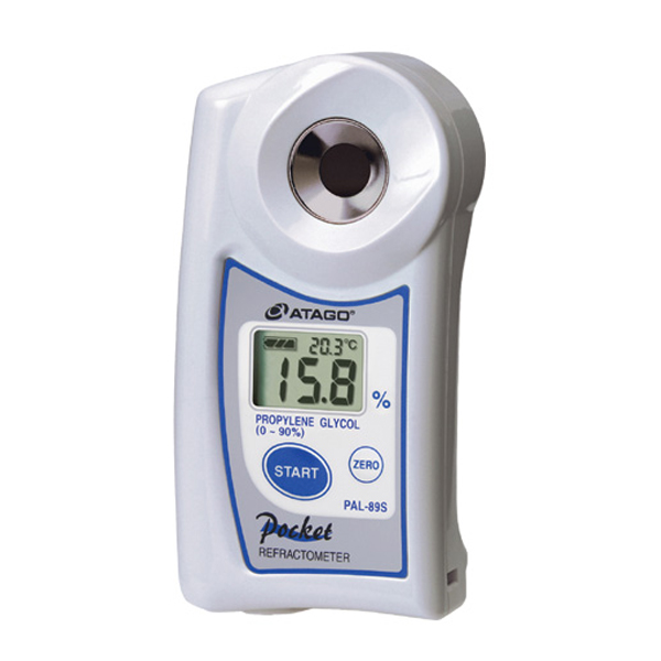 PAL-89S / Atago Digital Pocket Propylene Glycol Refractometer (°F scale)
