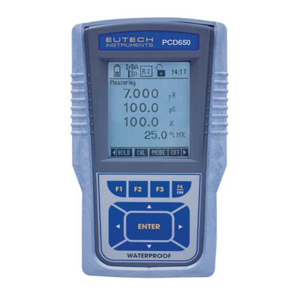 เครื่องวัดกรดด่าง รุ่น CyberScan PCD 650