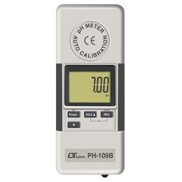 PH-109B LUTRON pH METER
