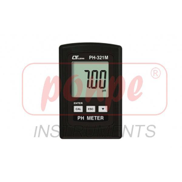 PH-321M LUTRON pH meter เครื่องวัดกรดด่าง