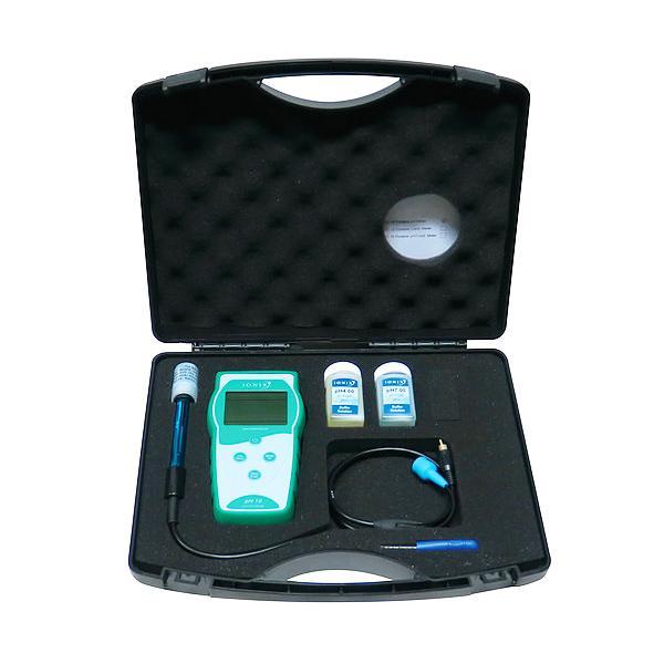 PH10 / IONIX เครื่องวัดกรดด่าง pH/mV/Temp Meter
