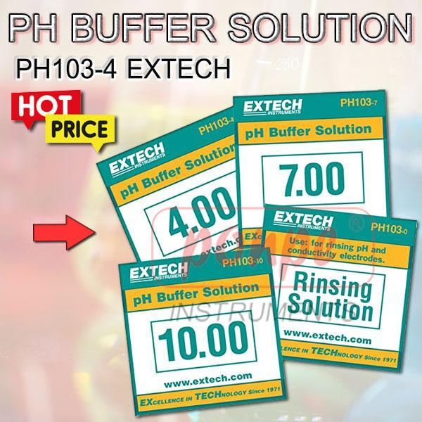pH Buffer Solution PH103-4