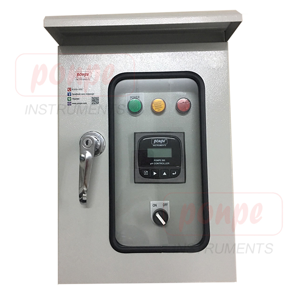 PONPE 590BPH PONPE INSTRUMENTS pH Meter and Controller