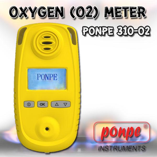 PONPE 310-O2 / PONPE INSTRUMENTS เครื่องวัดแก๊ส O2