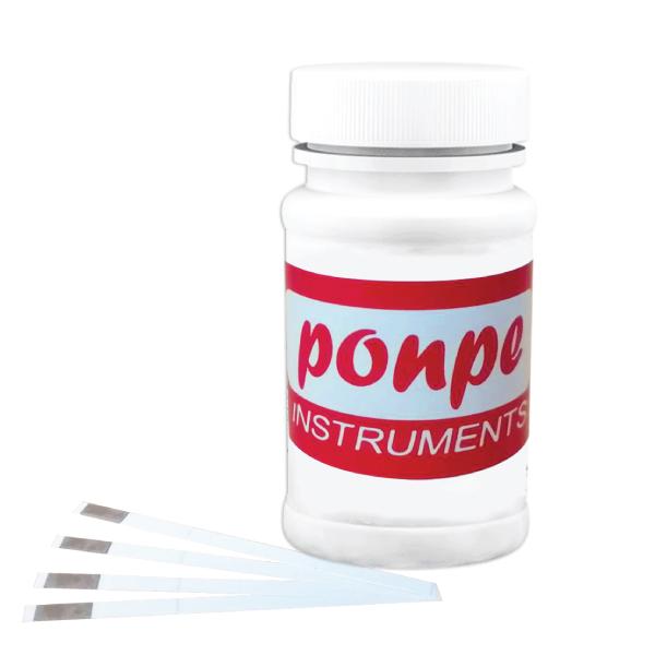 PONPE 500RF-25 ชุดทดสอบคลอรีนอิสระ Free Chlorine Reagent