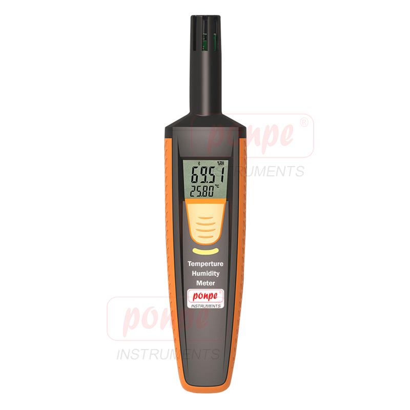 PONPE 419BT เครื่องวัดอุณหภูมิ ความชื้น