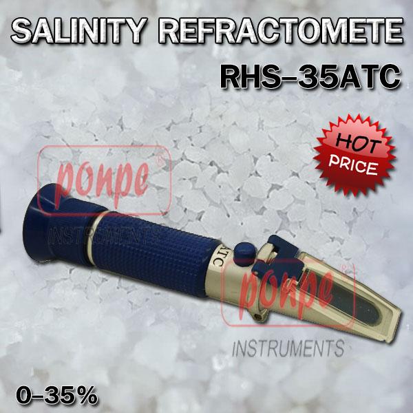 RHS-35ATC / JEDTO เครี่องวัดความเค็ม Salinity Refractomete
