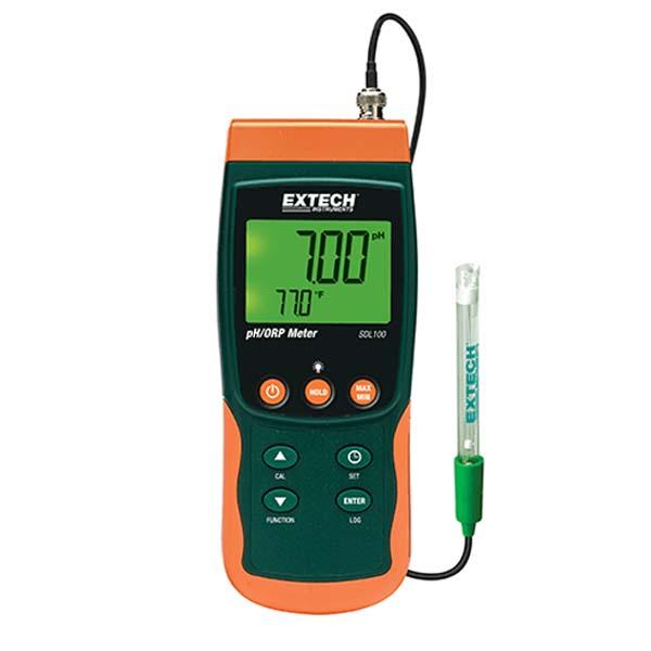 เครื่องวัดกรดด่าง SDL100: pH/ORP/Temperature Datalogger