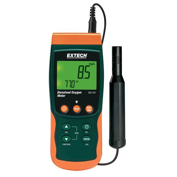 SDL150 EXTECH เครื่องวัดและบันทึกค่าออกซิเจนในน้ำ DO Meter