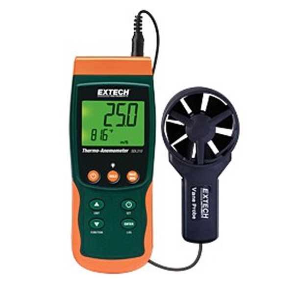SDL310-NIST / Extech Thermo-Anemometer / Datalogger