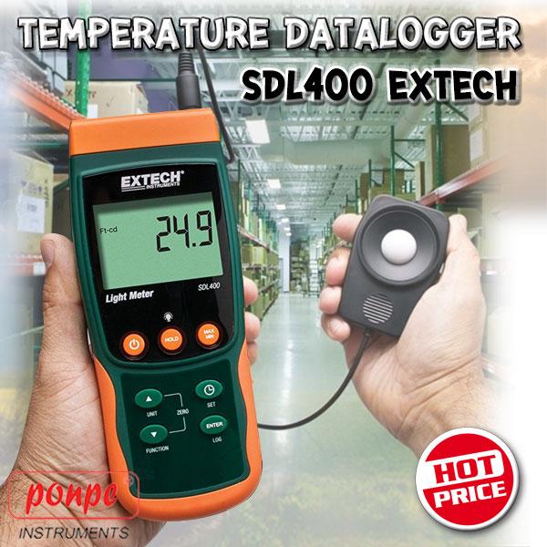 SDL400: Light Meter/Datalogger