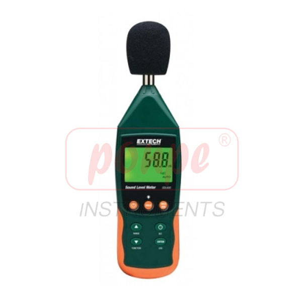 SDL600: Sound Level Meter/Datalogger