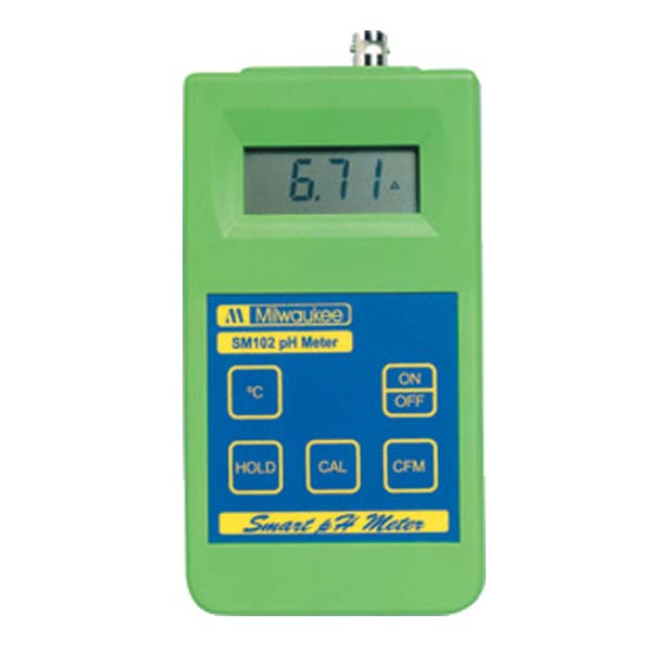 SM102 Milwaukee pH Meter pH Meter