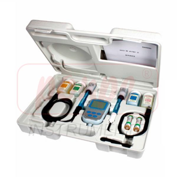 SX721 SANXIN เครื่องวัดค่า pH / ORP