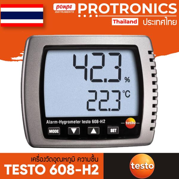 Thermometer Testo 608-H2