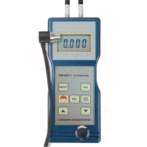 TM-8811 / HITECH เครื่องวัดความหนา Ultrasonic Thickness Gauge