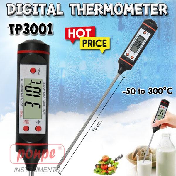 TP3001/ JEDTO เครื่องวัดอุณหภูมิ Digital Thermometer