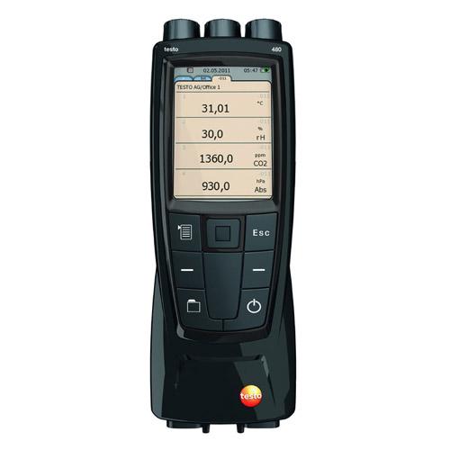 Testo-480 / Testo เครื่องวัดความเร็วลม Anemometer