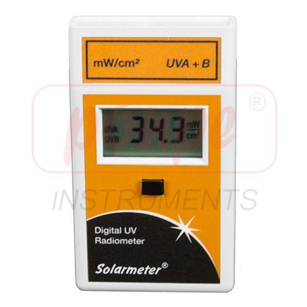 UV5.0 / Solarmeter เครื่องวัดแสงยูวี UV (A+B) Meter