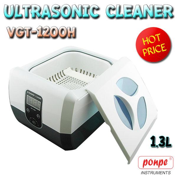 VGT-1200H / GT SONIC เครื่องล้างความถี่สูง Ultrasonic Cleaner
