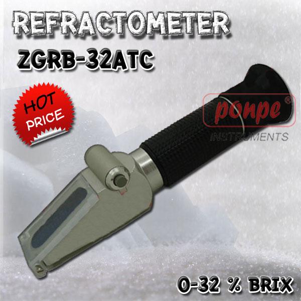 ZGRB-32ATC / JEDTO เครื่องวัดค่าความหวาน Refractometer