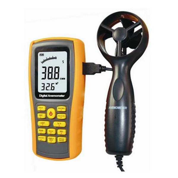 AMF028 / JEDTO  เครื่องวัดความเร็วลม CFM/CMM  Anemometer