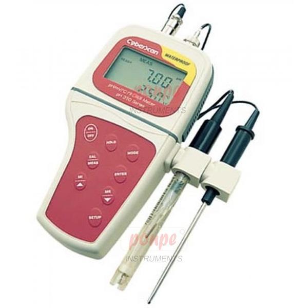 เครื่องวัดกรดด่าง pH meter รุ่น pH Cyberscan pH310