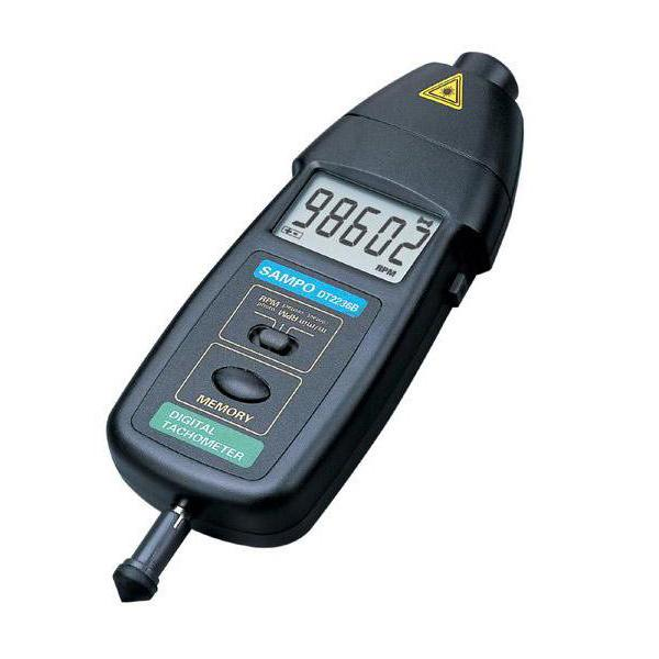 DT2236B / JEDTO เครื่องวัดความเร็วรอบ Tachometer