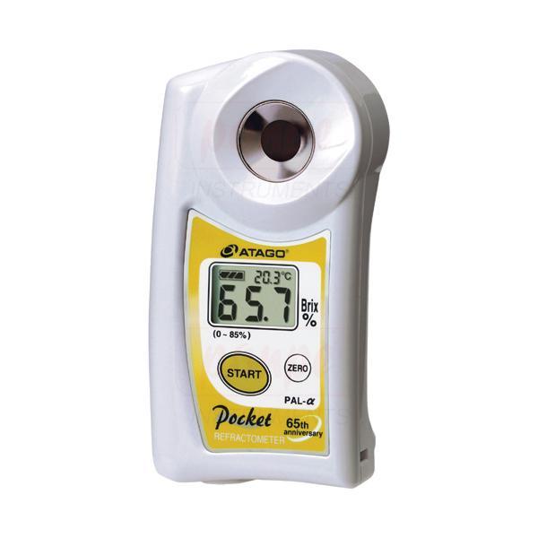 Brix Refractometer เครื่องวัดค่าความหวาน PAL-a (Alpha)