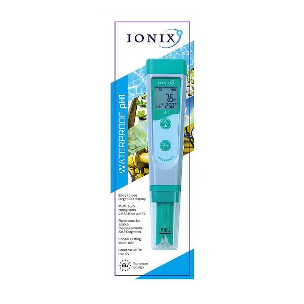 pH1 / IONIX เครื่องวัดกรดด่าง pH Meter