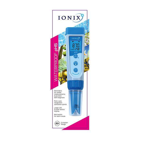 pH5 / IONIX เครื่องวัดกรดด่าง pH Meter
