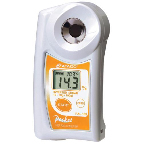 Inverted sugar Refractometer PAL-18S