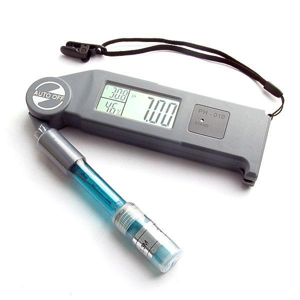 pH-010 / JEDTO เครื่องวัดกรดด่าง pH Meter